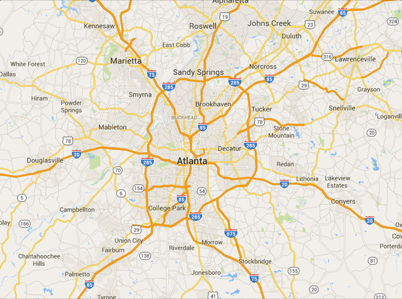 Fortune 500 1000 Companies Headquartered In Metro Atlanta