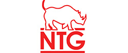 Nolan Transportation Group logo, red on a white background. A Backed by ATL spotlight company.