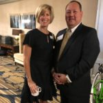 MAC's Katie Kirkpatrick and Frank Morris of UPS